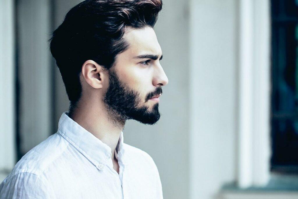 barba como fazer